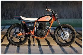 1974 honda cl360 josh mott racing pipeburn com