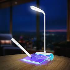 Mới nhất Thiết Kế Sạc Để Bàn có Đèn LED sáng Bảng Thông Báo Ứng Quà Tặng Tốt  Nhất cho Học Sinh Trẻ Em|rechargeable desk lamp|desk lamp leddesign desk  lamp - AliExpress