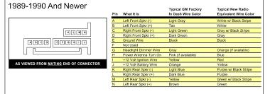 2005 chevy silverado radio wiring diagram on 2004 chevrolet with