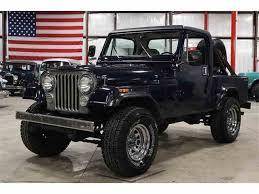 classic jeep cj8 scrambler for sale on classiccars com