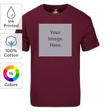 Creat A Shirt Custom T Shirts T Shirt Design And Printing Vistaprint