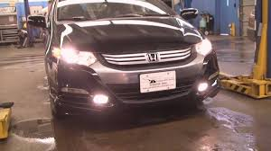 2013 Honda Accord Fog Light Installation Episode 168 Honda Insight Fog Light Installation