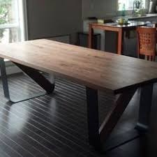 love this from custommade table steel dining