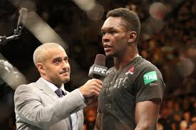 Subscribe below to our fight video newsletter. Israel Adesanya Couldn T Care Less About Interim Title Credits Kelvin Gastelum S Mexican Style Of Mma Bloody Elbow