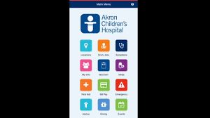 Akron Childrens Hospital Expands Mychart With New App