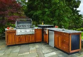 kansas city outdoor kitchen custom cabinets