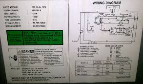 whirlpool wiring diagram range wiring diagrams and schematics whirlpool gas range wiring diagram diagrams and schematics