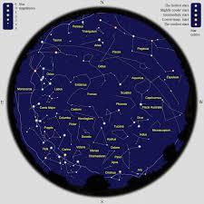 Sky Maps Star Chart Southern Hemisphere All Sky Map