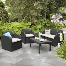 rattan garden furniture images. Interesting Furniture Rattan Garden Furniture Is Made From Synthetic Fibers That Have Stronger  And More Durable Properties Than Natural Rattan Or Wicker To Garden Furniture Images Y