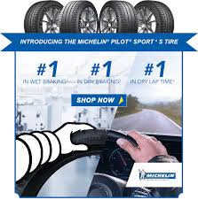 <b>Michelin Pilot Sport 4</b> S | Discount Tire