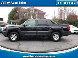 2004 Chevy Avalanche Service Airbag Light Is On Used 2004 Chevrolet Avalanche For Sale In Lebanon Or 97355