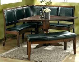 kitchen nook furniture. Corner Kitchen Nook Table With Storage Black Bench Seating And Sets Furniture I