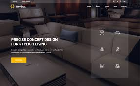 Interior Design Template Woodrox Free Bootstrap 4 Html5 Interior Design Agency
