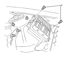 Remove the connector protection assurance cpa locks on each ecm electrical connector then move the connector lock levers to the unlock position