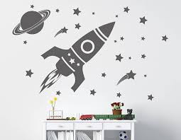 Small Picture Childrens Space Set Wall Sticker Contemporary Wall Stickers