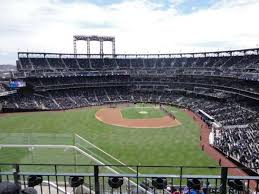 Citi Field Baseball Seating Chart Citi Field Section 535 Row 3 Home Of New York Mets