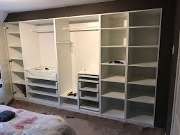 pax built in wardrobe for master bedroom