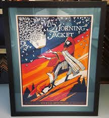 my morning jacket 5280 custom framing