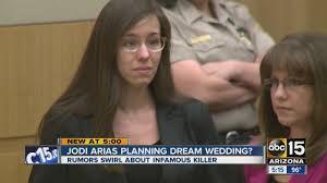 Jodi Arias' Pregnancy Plans: Killer Wants To Marry & Get Pregnant In Jail