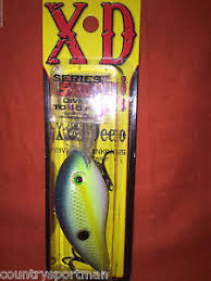 Details About Strike King Series 5xd Pro Model Crankbait Hc5xd 538 Chart Sexy Shad