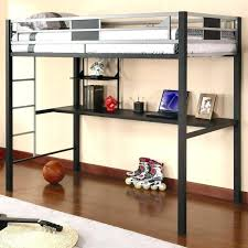 metal bunk bed with desk underneath. Loft Beds With Desk Underneath Metal Bunk Bed Unique Bedroom Twin Plans  Woodworking .