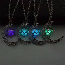 <b>Crescent Moon Pendant</b> for sale | eBay