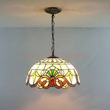 16 tiffany style stained glass pendant lights bronze 2 tiffany stained glass light fixture stained glass lamp fittings