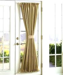 magnetic door curtain rod magnetic curtain rods front door sidelight window curtains curtain panel panels free door and panel magnetic magnetic curtain rods
