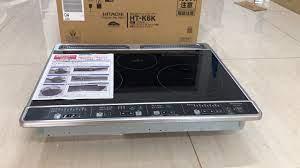 Bếp từ nhật không lò nướng Hitachi HT-K6K , K60S - Điện máy Nhật Bản - Đồ  điện gia dụng cao cấp