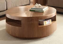 30 photos circular coffee tables with storage modern home regarding round coffee table storage