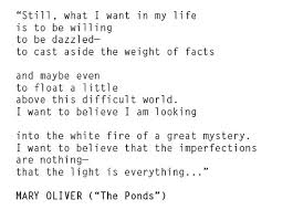 Mary Oliver Grace Rules Weblog Awesome Mary Oliver Love Quotes