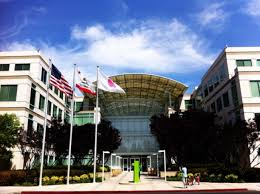 cupertino apple office. Apple World Headquarters, Cupertino, California - I Am At Headquarters. Feels Cupertino Office