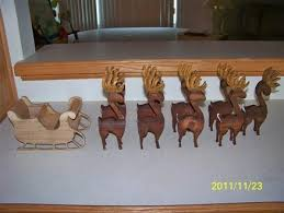 bandsaw patterns. bandsaw reindeer and sleigh patterns 0