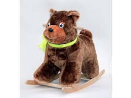 <b>Качалка мягкая Тутси</b> Медведь купить по цене 1 495 руб. в ...