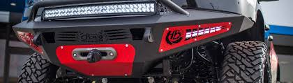 Custom 4x4 Off-Road Steel Bumpers for Trucks, Jeeps, and SUVs
