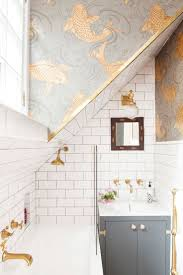 The 25+ best Sloped ceiling bathroom ideas on Pinterest | Loft conversion  with bathroom, Loft conversion for bathroom and Attic conversion roof pitch