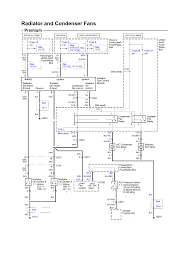 Fans electrical schematic premium 2002
