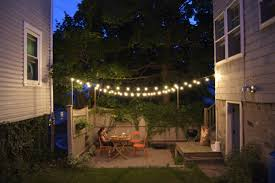 cheap outdoor lighting ideas. 6 Brilliant And Inexpensive Patio Ideas For Small Yards HuffPost Cheap Outdoor Lighting A