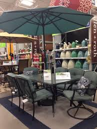 Lowe s Garden Treasures patio dining set Patio Ideas