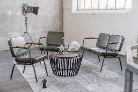Kawola Sitzgruppe Polsterbank Und 2x Stuhl Visu Kunstleder Grün