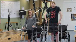 A New Type Of Therapy Have Allowed Paralyzed People To Start Walking