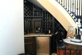 basement wet bar under stairs. Beautiful Basement Stairs  On Basement Wet Bar Under Stairs N