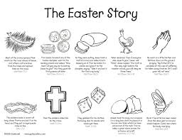 Free Easter Coloring Pages For Kindergarten Printable Coloring