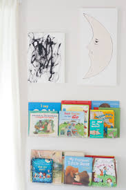 diy canvas nursery art toddler painting