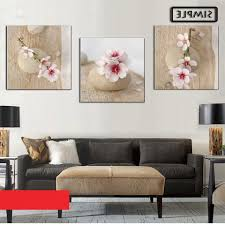 Gallery : Online Cheap Hand Painted Hi Q Modern Wall Art Home Decorative  Throughout 81 Marvelous Artwork For The Home
