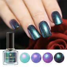 Lak Na Nehty Mermaid Glitter 4 Barvy