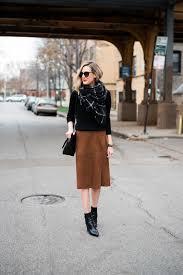 Suede Wrap Skirt (See Jane Wear) via See Jane / @seeannajane | She ...