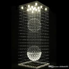 contemporary square crystal chandeliers raindrop flush ceiling light amazing including contemporary pendant lighting for dining room