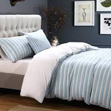 grey striped duvet cover blue grey brown stripe duvet cover set twin queen king size bedding grey striped duvet cover