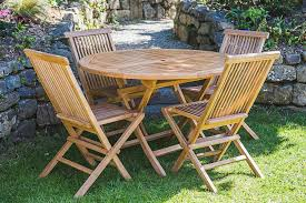 outdoor table and chair sets. Teak Garden Table And Chair Set Furniture Land Outdoor Sets U